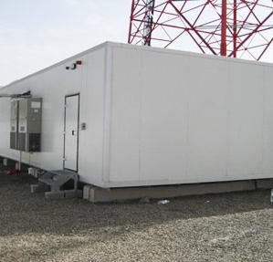 Qu'est-ce qu'un shelter technique modulaire?